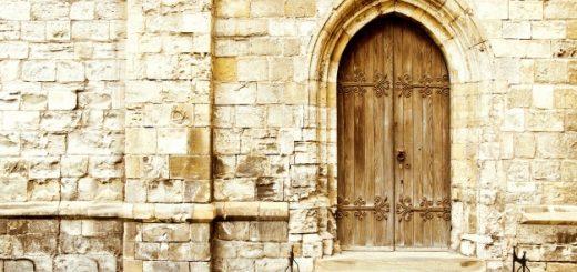 Protivlomna vrata za večjo varnost