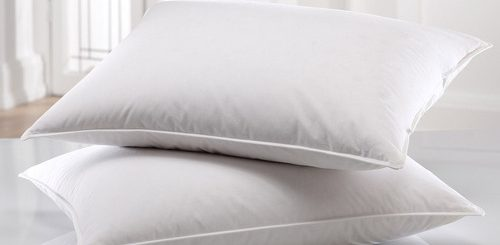 Ajdov vzglavnik in posteljni nadvložek za boljši spanec