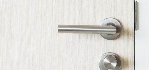 Varnostna vrata brez vidnih robov